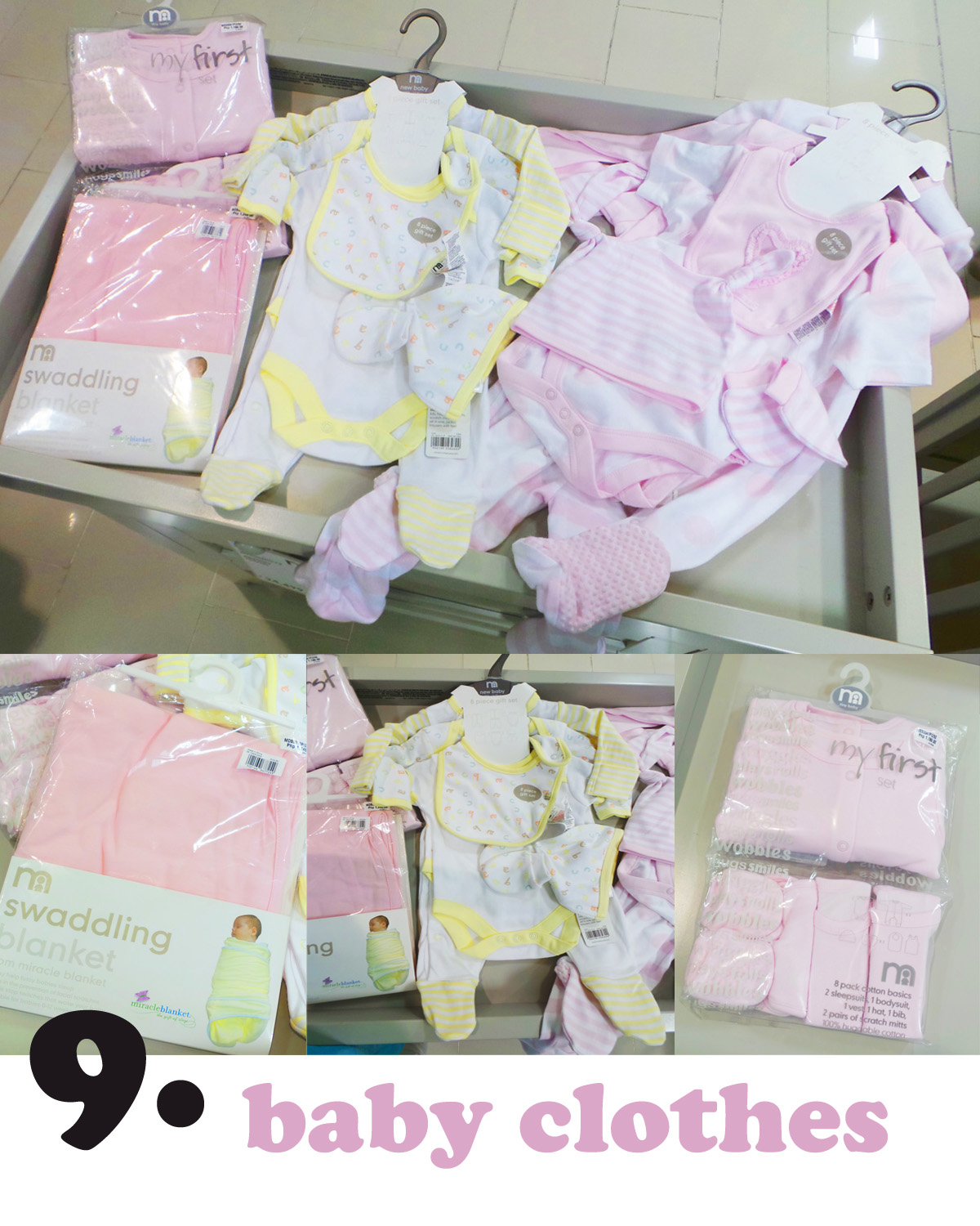 Baby crib for sale manila - This Is Really The Only Thing I Know How To Buy Because I Have A Lot Of Inaanaks And Baby Clothes Always Make The Cutest Gifts The Best Deals Is In Buying