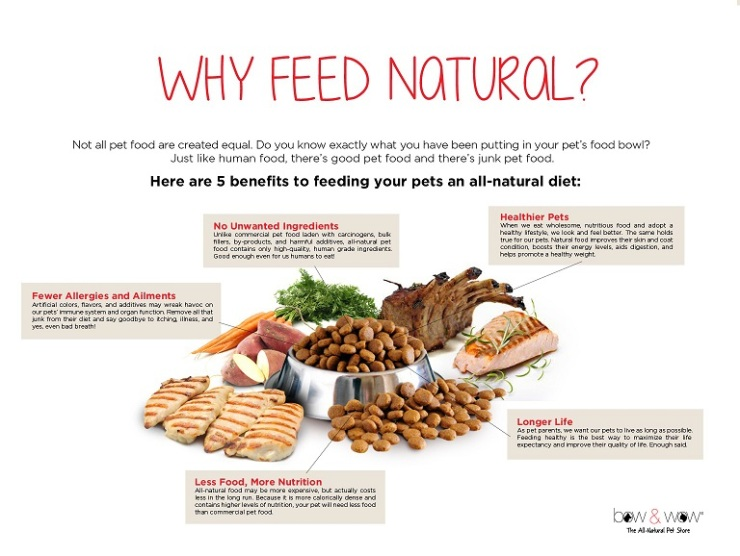 Why Feed Natural