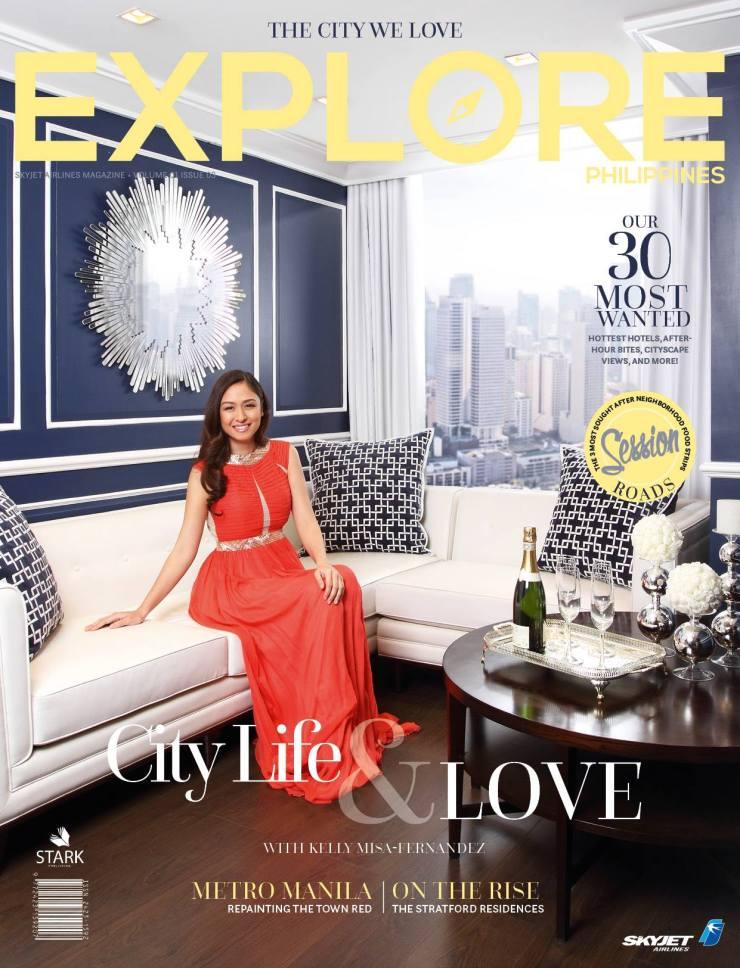 Explore Philippines magazine 03 Cover