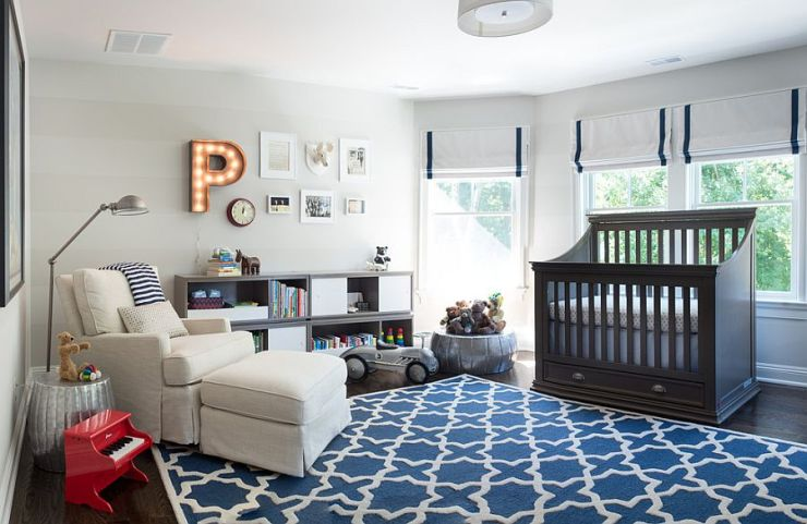 Baby-boy-nursery-with-touches-of-blue