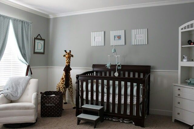 Gray-Baby-Room-Ideas