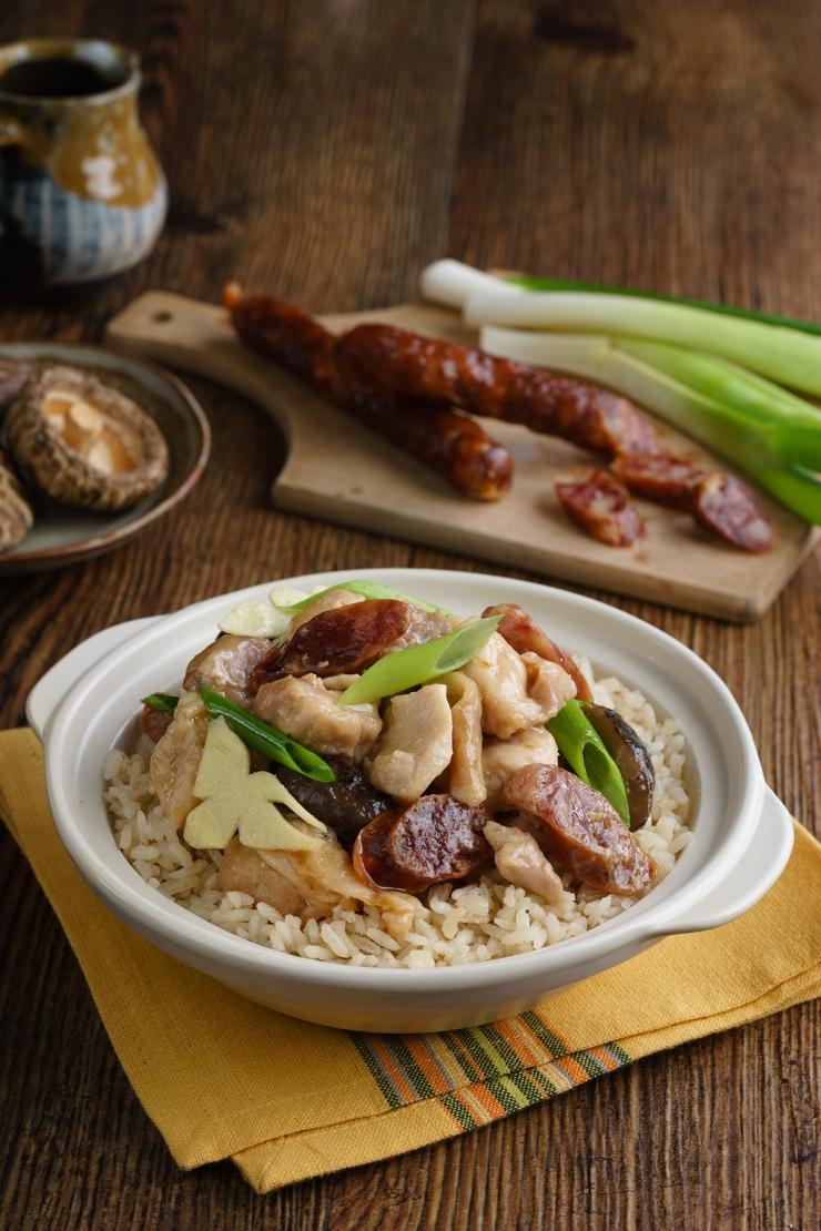 Claypot-Chicken-Rice