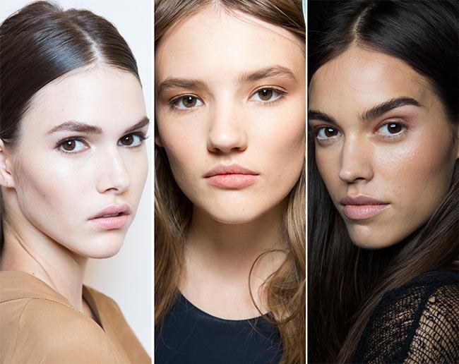 spring_summer_2015_makeup_trends_natural_no_makeup_look1