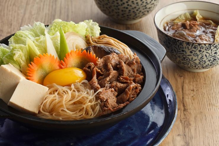 Beef-Sukiyaki