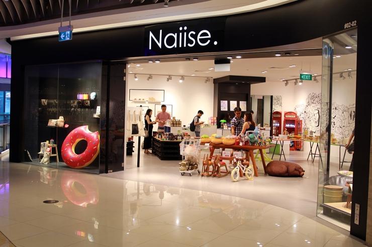 「naiise singapore」の画像検索結果